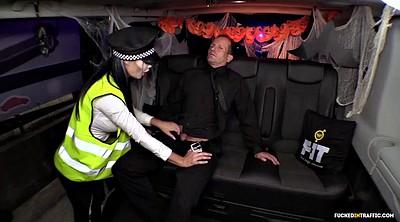 In car, Jasmine jae, British pornstars, Suck tit, Jae, Costume