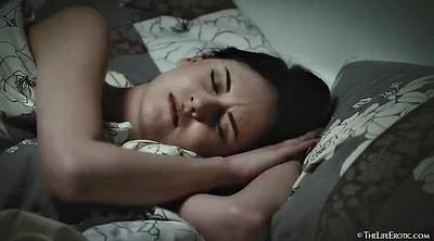 잠자는, 잠, 자는데