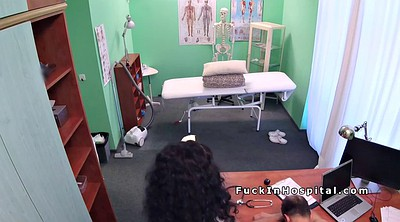 Cleaning, Office lady, Doctor fuck