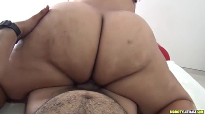 Mega butt, Bbw latina