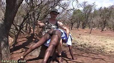 Spanked, Ass licking, African, White ass