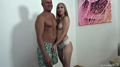 Massive tits, Long penis